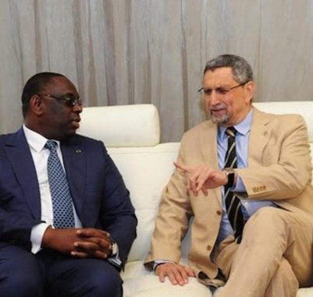 S.E.M Jorge Carlos De Almeida Fonseca, Président du Cap-Vert en visite officielle au Sénégal du 25 au 29 avril 2018.
