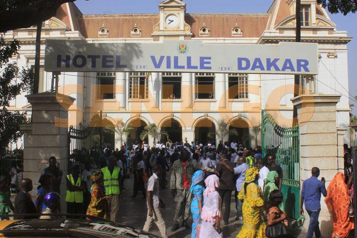 Marché nébuleux à la mairie de Dakar: 7,8 milliards de FCfa en cause