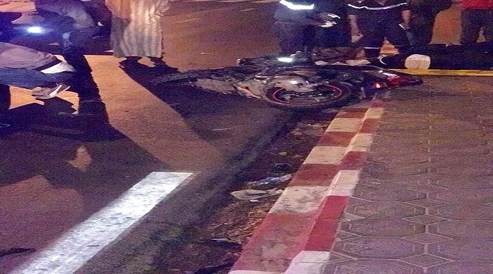 Polémique autour d'un motard percuté par une voiture du Commissariat de la Médina