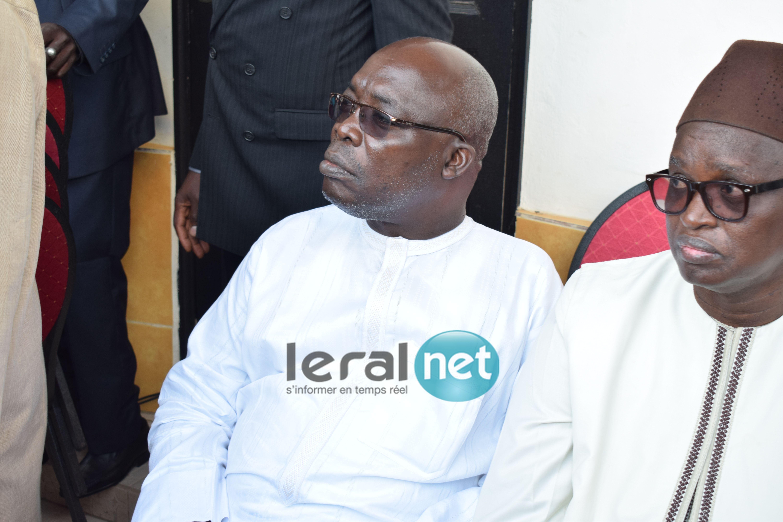 (Photos) Levée du corps de Habib Faye à l'hôpital Principal de Dakar