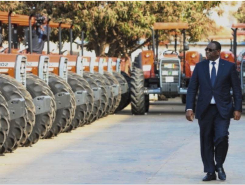 Affaire des 1000 tracteurs indiens: Le Communiqué du Ministère de l'Agriculture enfonce le Président Macky Sall