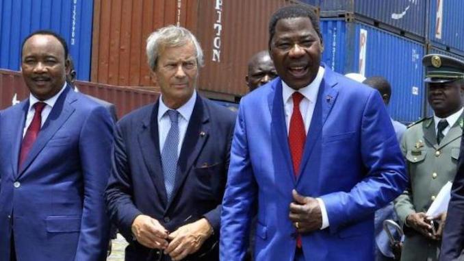 Vincent Bolloré dénonce une chasse aux sorcières visant à montrer l'Afrique comme « une terre de non gouvernance et de corruption, un continent qui serait dirigé par des équipes sans foi ni loi »