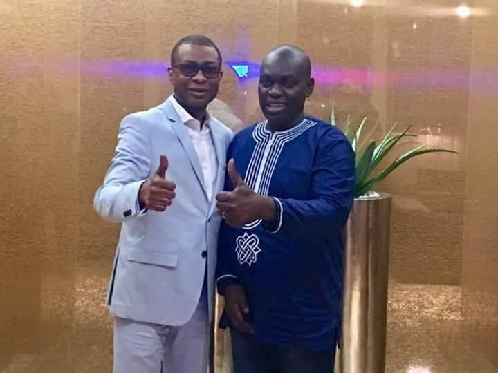 """Omar Pène sur le décès d'Habib Faye : """"Je pense à Youssou Ndour qui a aussi perdu un ami"""""""