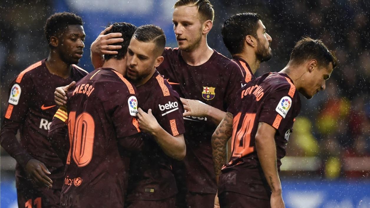Liga: le Barça, champion invincible et… presque incontestable