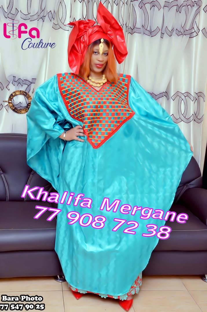 Photos : Khalife Bergane prépare la Korité