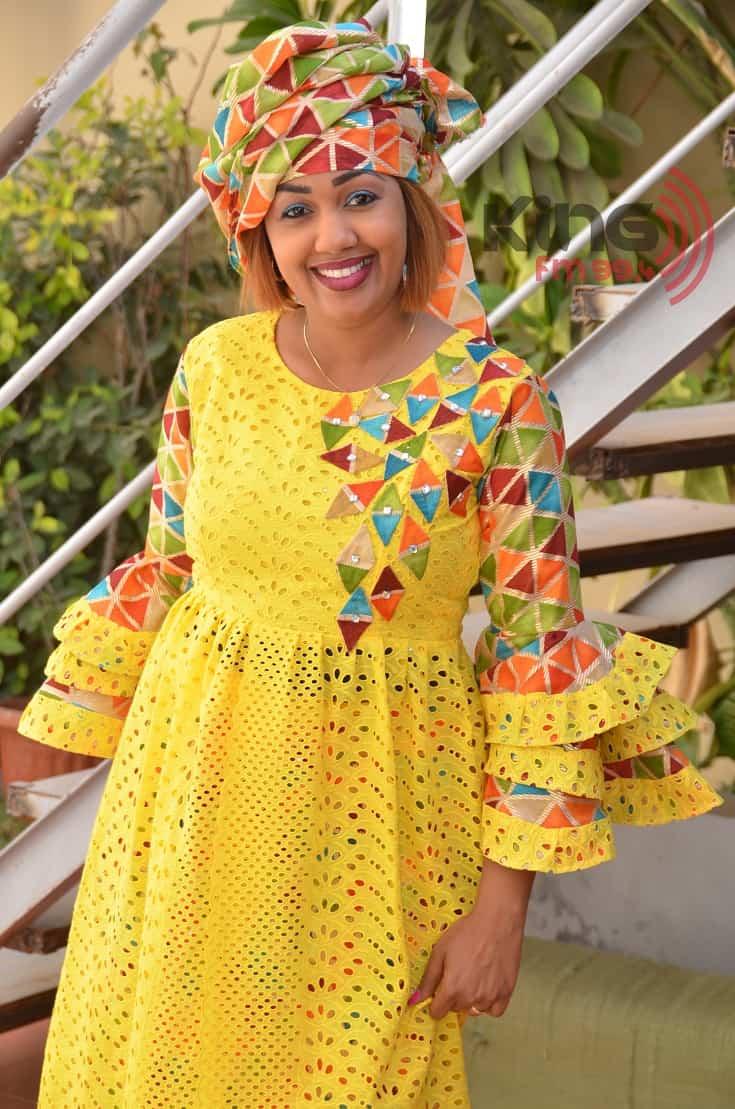 Photos : Djeynaba Seydou Bâ, la belle reine de Tatqui, peulh bi rafetna dé