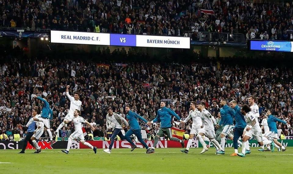 Images : Le Real en finale de la Ligue des champions