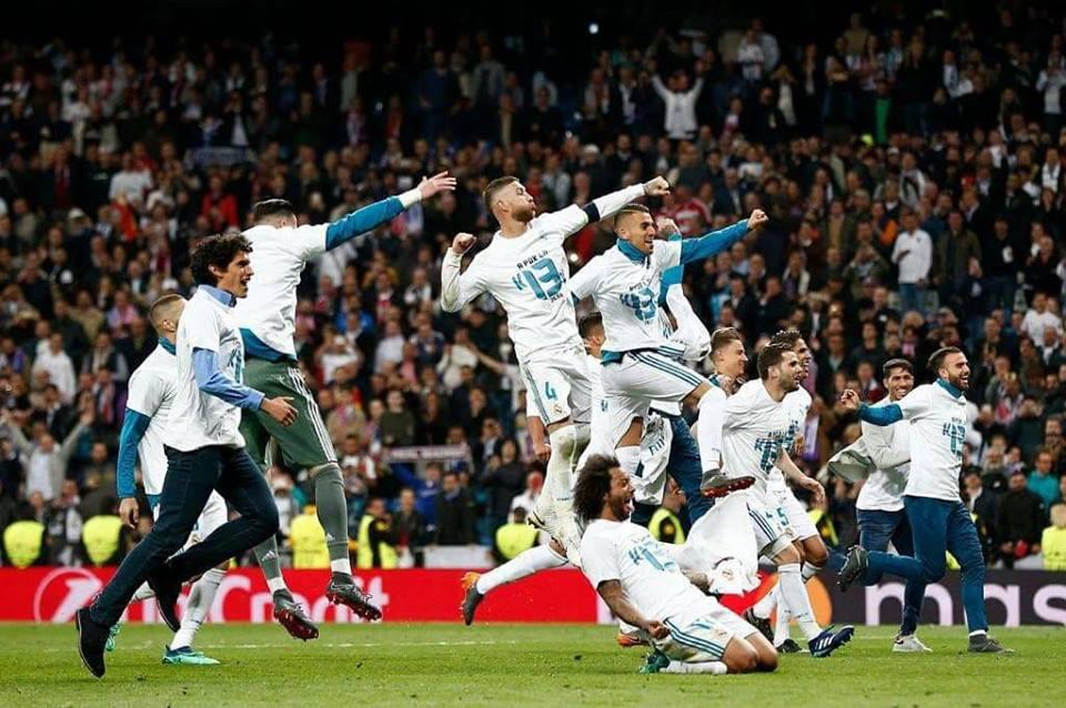 Images – le Real en finale de la ligue des champions