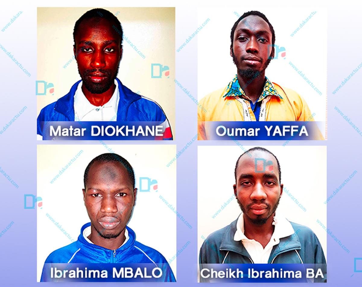 Procès Imam Ndao: « Je suis un patriote…Je me suis sacrifié pour mes compatriotes à la place de l'Etat… », dixit Matar Diokhané