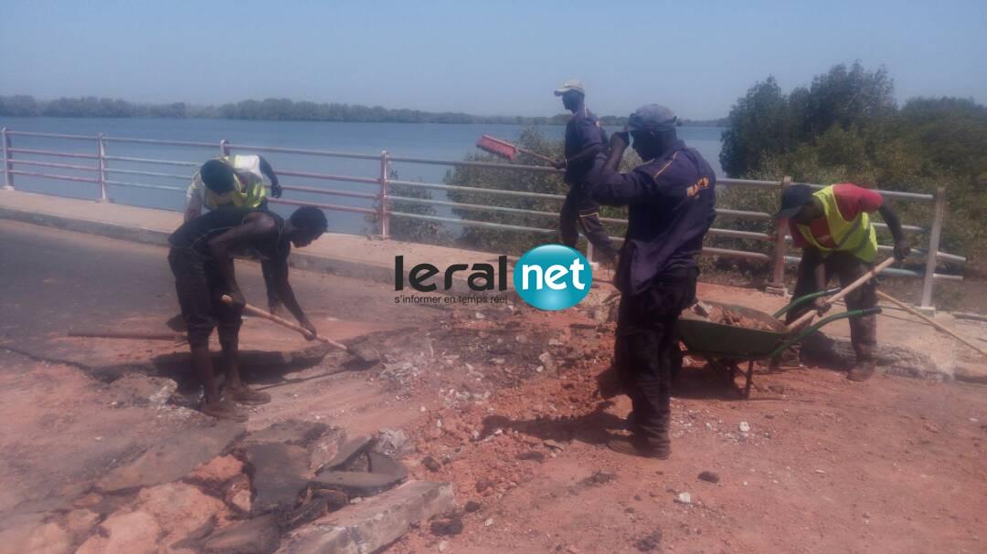 Ziguinchor : Images exclusives de l'attaque meurtrière du Pont de Niambalang