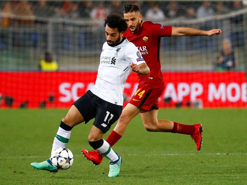 """Salah : """"Ce ne sera pas une finale entre moi et Ronaldo"""""""