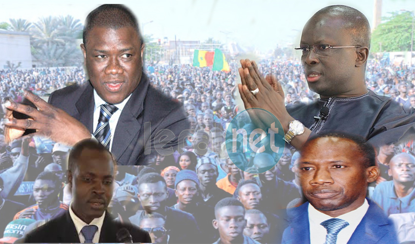 Présidentielle de 2019, l'ère des grandes manœuvres, Modou Diagne Fada et Abdoulaye Baldé vers une coalition