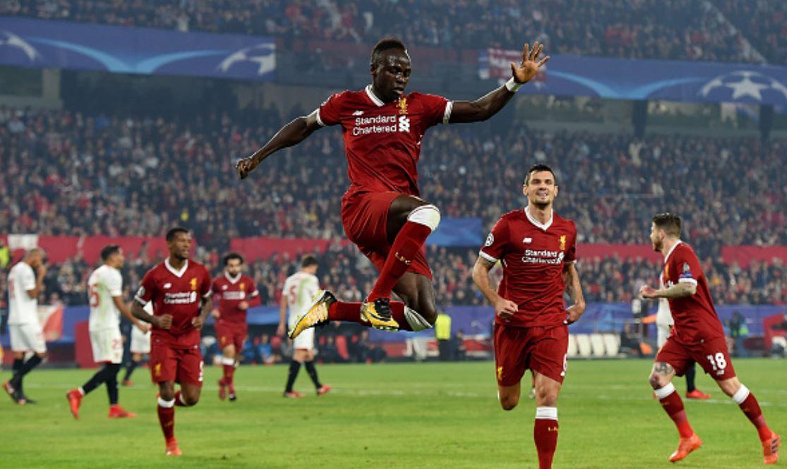 Ligue des champions: Sadio Mané dans la cour des grands