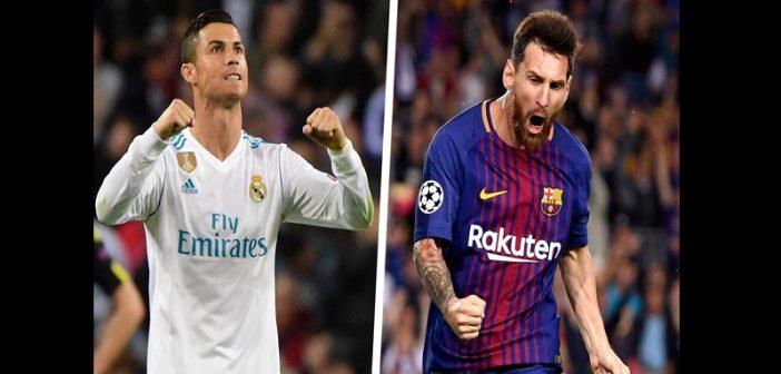 Football: 5 records que Messi et Ronaldo ne pourront jamais battre