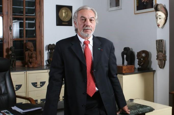 Gérard Senac, patron d'Eiffage