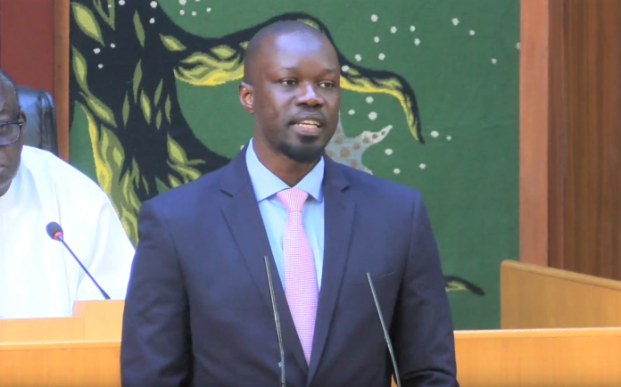 """Ousmane Sonko """"terroriste politique"""" : Pastef Sicap répond à Doudou Kâ du Fongip"""