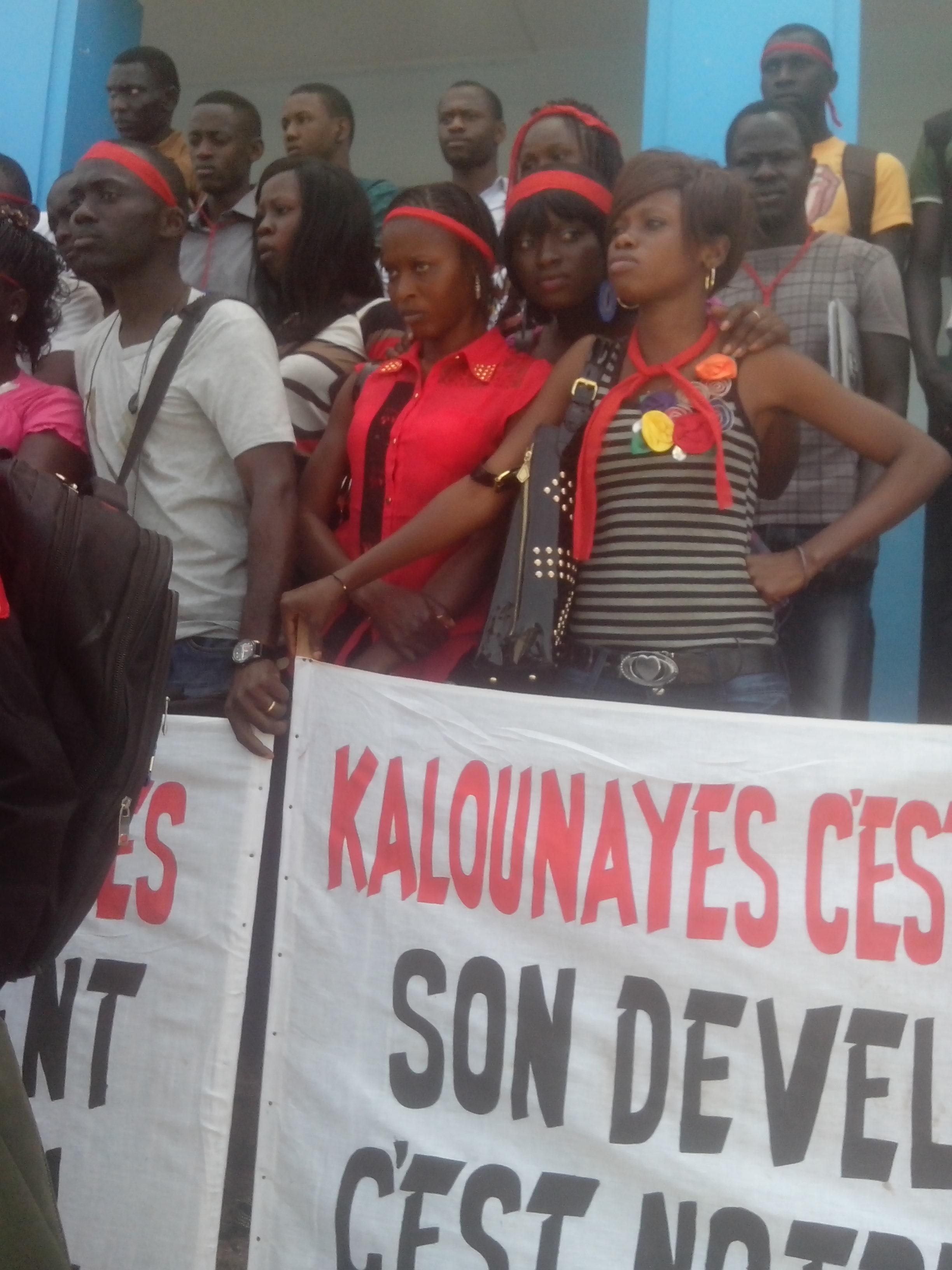 Bignona: Les Kalounayes veulent sortir de l'enclavement