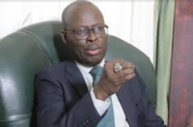 """Cheikh Bamba Dièye : «Le Conseil constitutionnel ne me surprend pas…"""""""