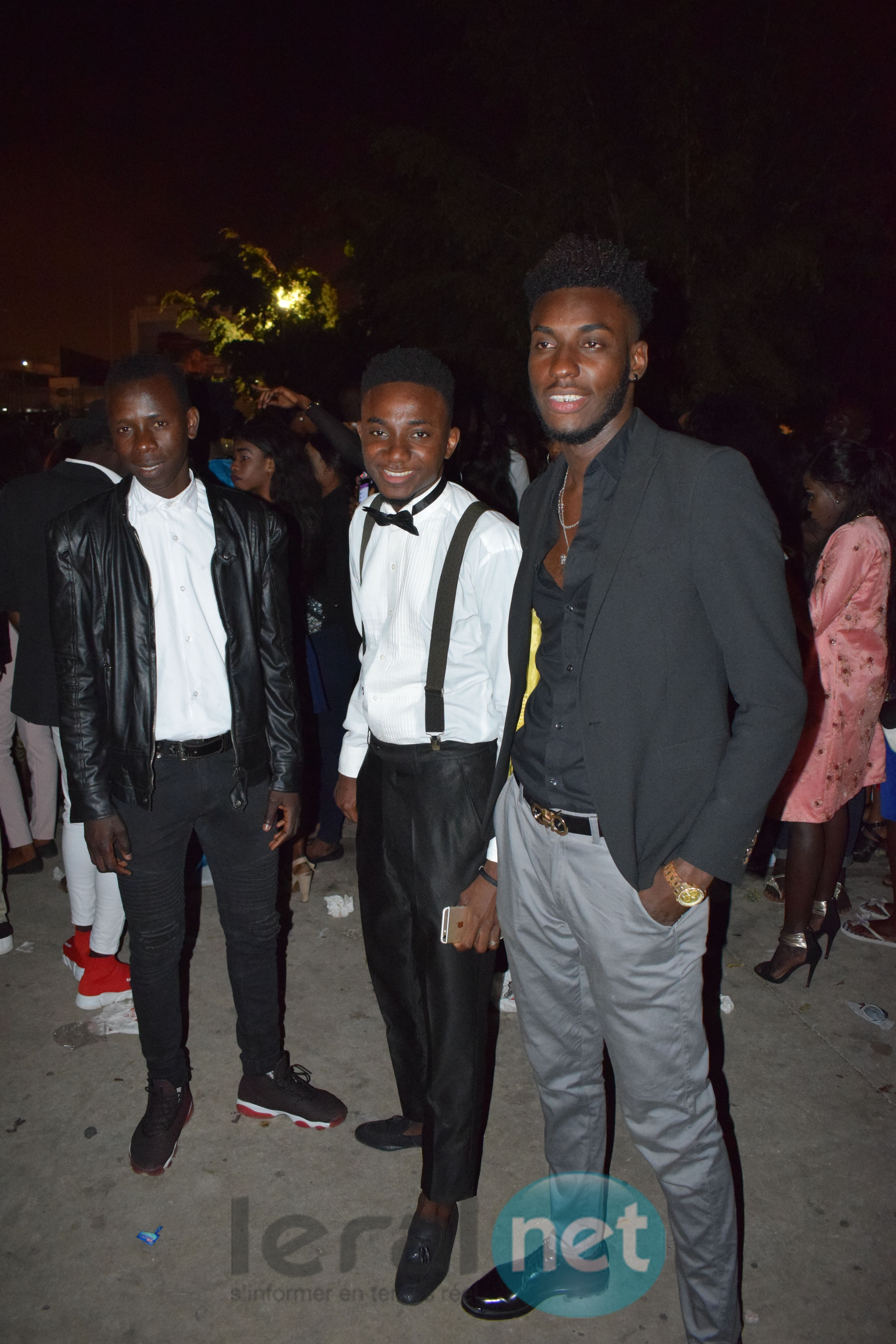 (En direct sur leral ) Les images exclusives de la Soirée de Waly Ballago Seck