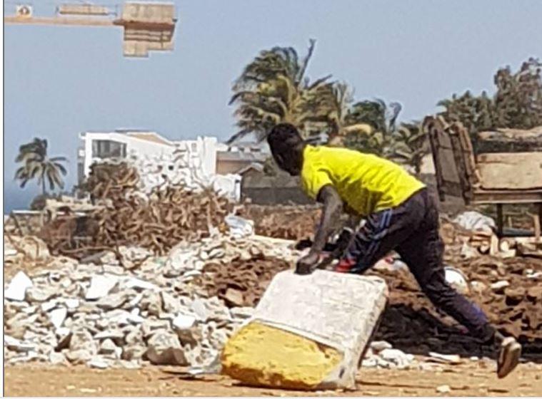 Alerte : Nouveau Mbeubeuss en gestation sur la Corniche, une vraie bombe écologique entre Olympic club et Imodsen