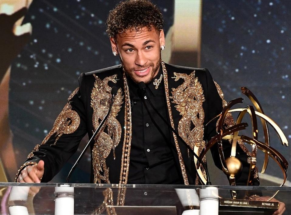 Trophées UNFP: Et à la fin, le meilleur, c'est Neymar