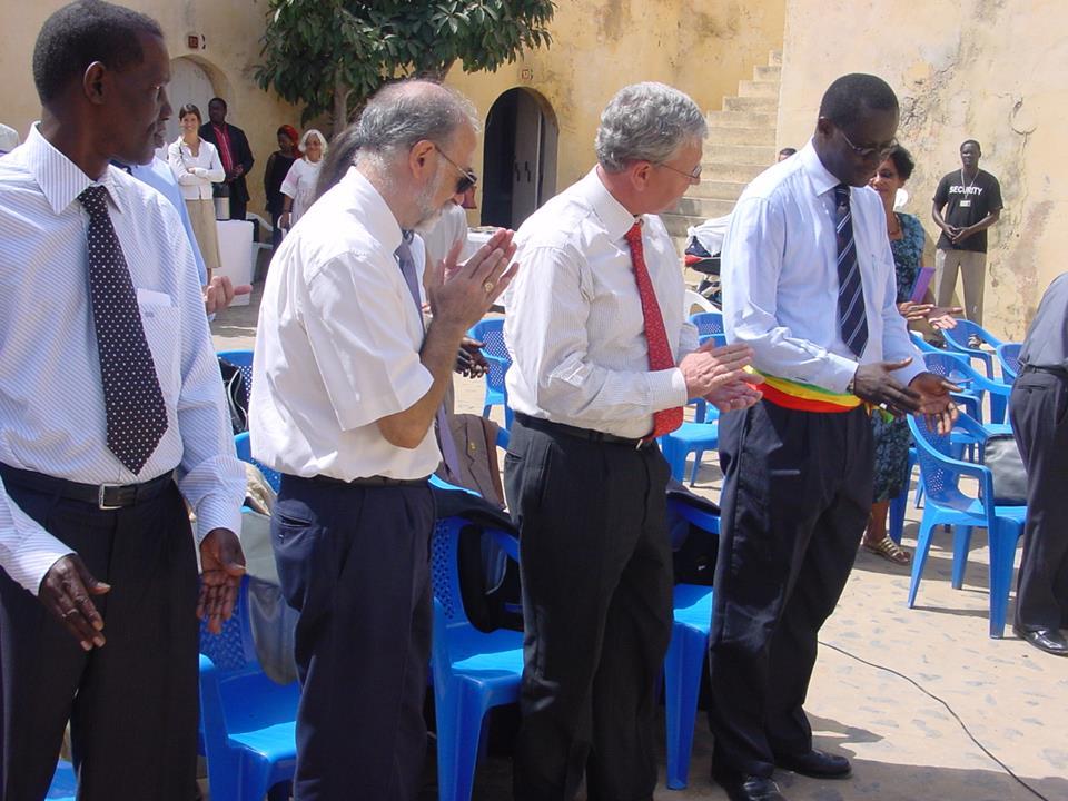 Place de l'Europe à Gorée : Le Docteur archiviste, Doudou Sall Gaye, rétablit la vérité historique