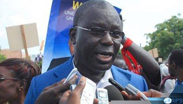 Babacar Gaye, porte-parole PDS : « Karim doit revenir au  Sénégal, pour qu'ensemble, nous puissions travailler pour sa victoire en 2019… »