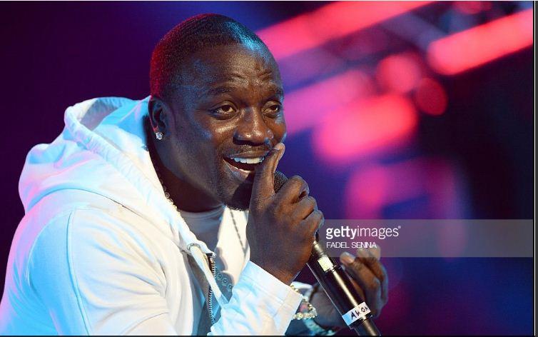 Akon n°1 du Top 10 des musiciens les plus riches d'Afrique !