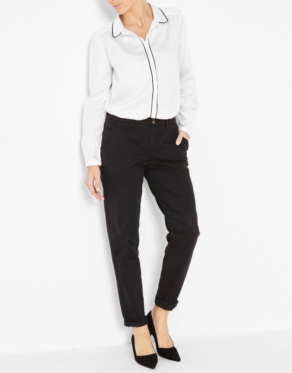 Savez-vous depuis quand les Françaises ont offciellement le droit de porter un pantalon ?