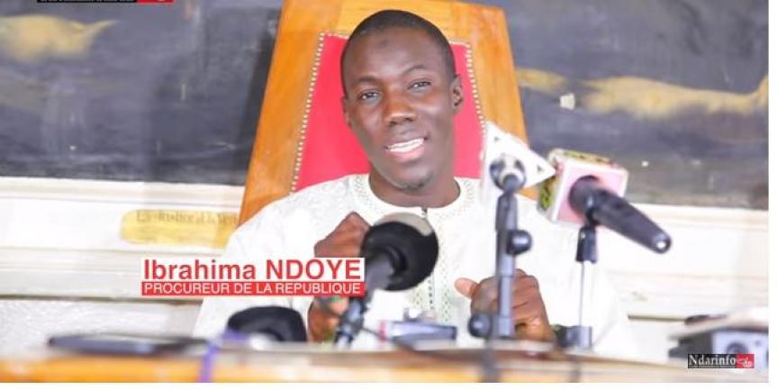Enquête sur la mort Fallou Sène : Le Procureur Ibrahima Ndoye sème le doute