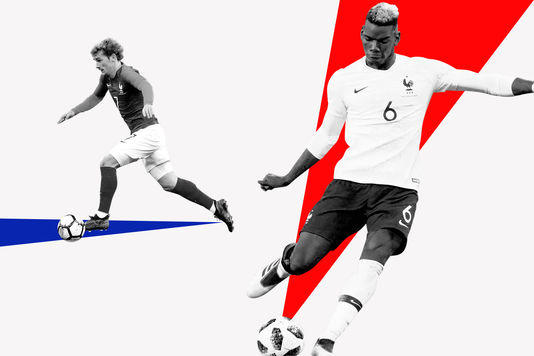 Griezmann, Pogba, Fekir… La liste des 23 Bleus pour la Coupe du monde 2018