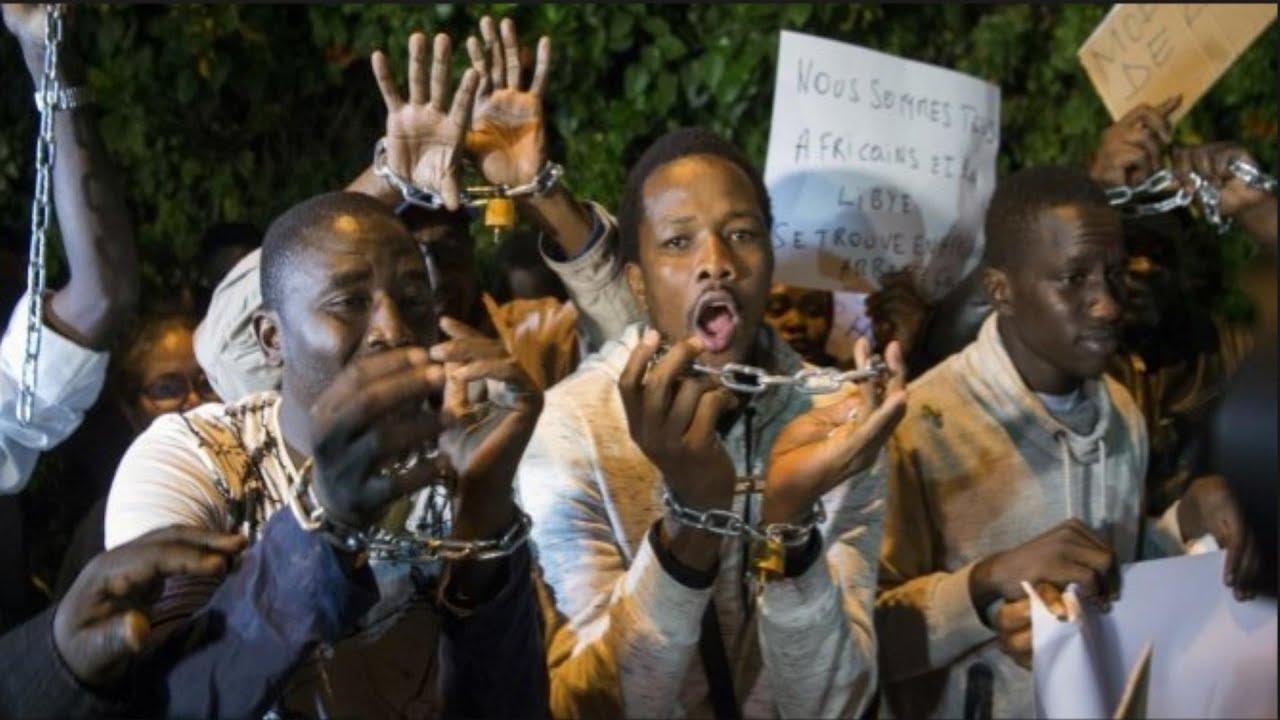 Esclavage en Libye: un thème qui dégénère sur Twitter