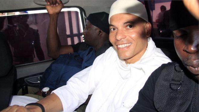 Exécution de l'arrêt de la CREI: L'huissier distribue des commandements précédant saisie chez Karim Wade et Cie