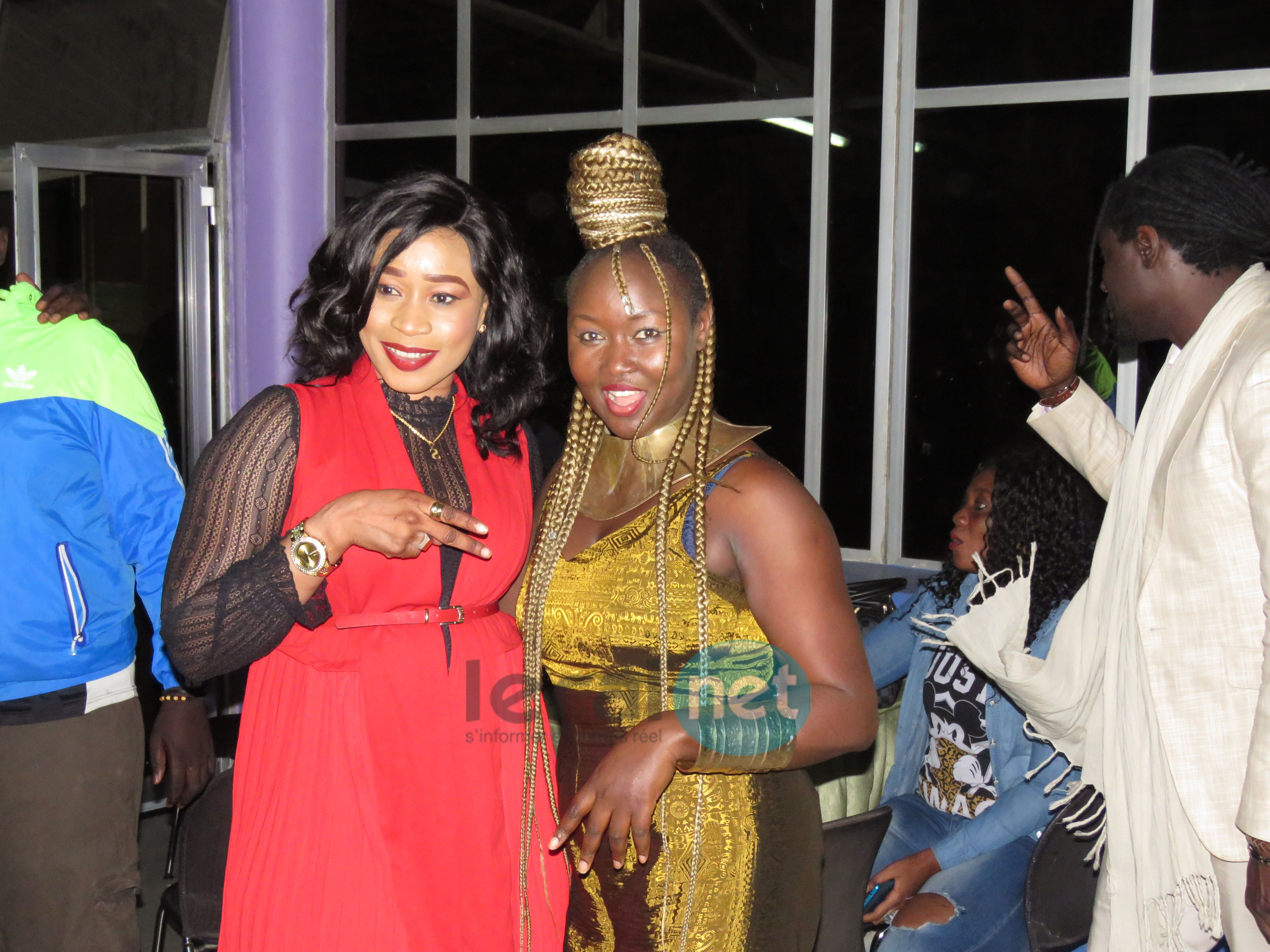 Aïda Samb, Yoro Ndiaye et Maréma Fall en toute complicité