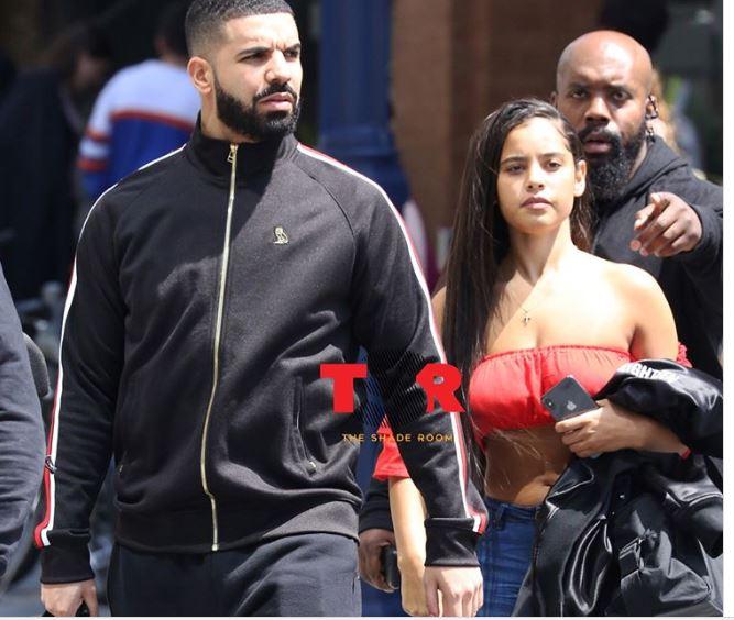 Après Rihanna et Jennifer Lopez, Drake dévoile sa nouvelle petite amie