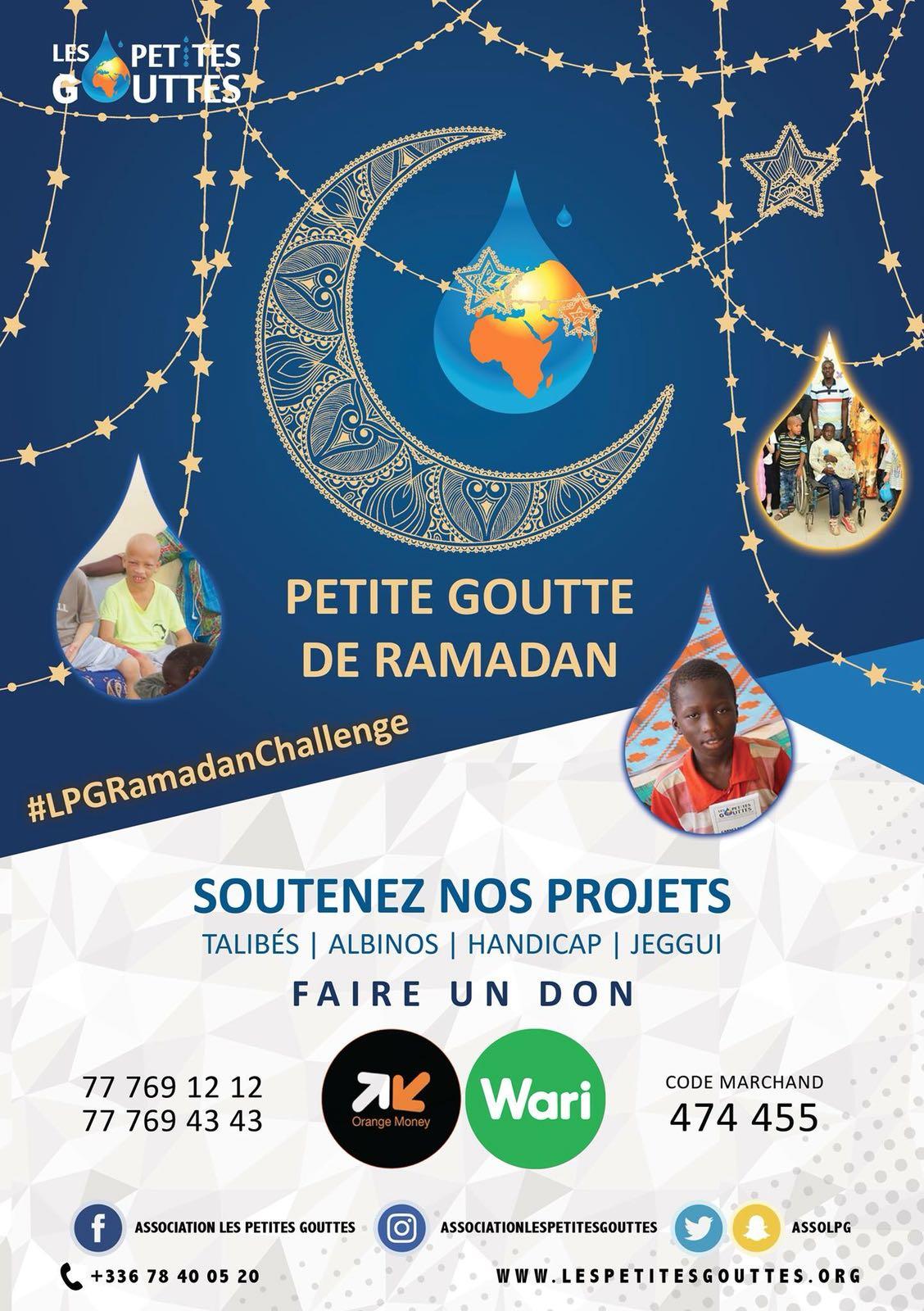 L'association Les Petites Gouttes : le soutien permanent des personnes vulnérables au Sénégal à travers différents projets
