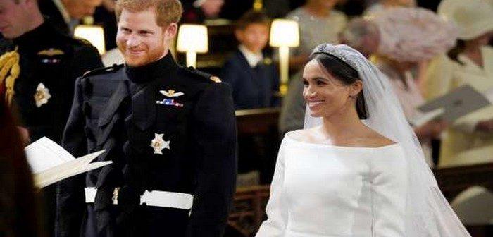 Mariage du Prince Harry et Meghan Markle: Vivez les différents moments en photos et vidéos