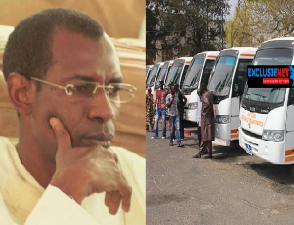 """Scandale: Abdoulaye Daouda Diallo """" trompe """" les populations de Sédhiou avec des mini bus de Kolda"""