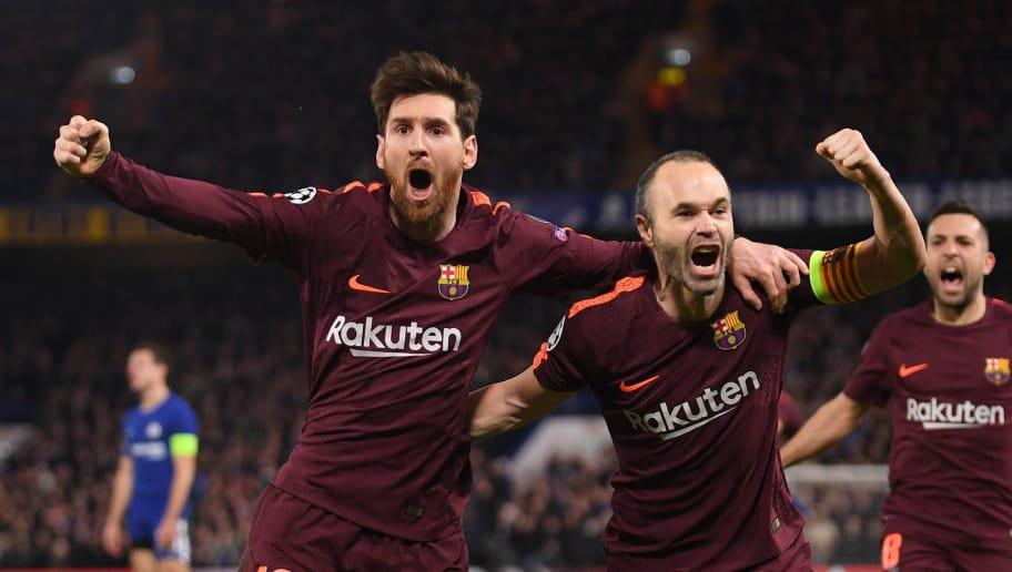 LÉGENDE : Les chiffres hallucinants du duo Messi-Iniesta au Barça