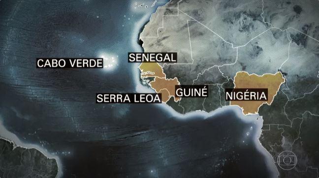 Ils avaient quitté le Sénégal...: Des migrants africains secourus au large des côtes du Brésil