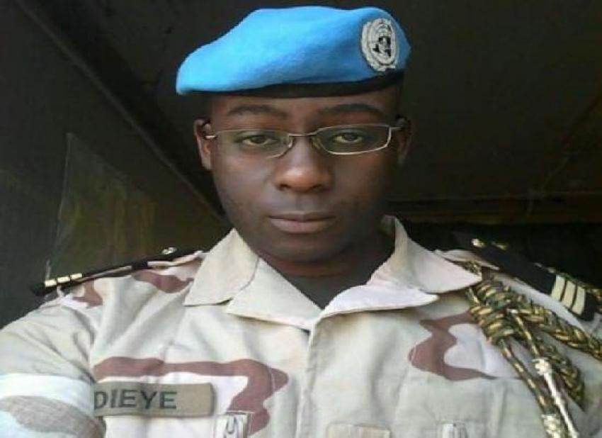 Radié de l'Armée, l'ex-capitaine Mamadou Dièye menacé de poursuite pour désertion