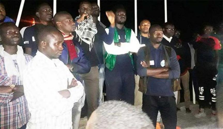 """Audience avec Macky Sall: Accusés, les responsables des étudiants de l'Ugb s'expliquent : """"aucune décision n'a été prise, aucun accord signé"""""""