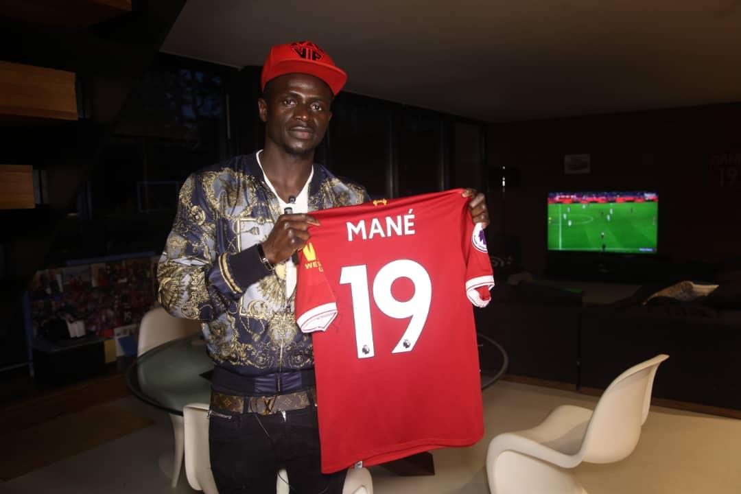 Photos : Sadio Mané et Mame Fatou Ndoye préparent la finale Real-Liverpool