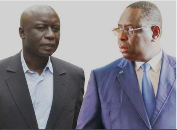 Macky Sall répond à Idrissa Seck: « Je n'ai pas peur … »