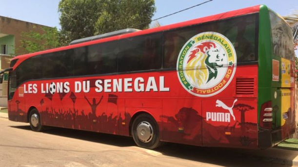 Mondial 2018 :La liste des 23 retenus les lions sénégalais débutent leur stage
