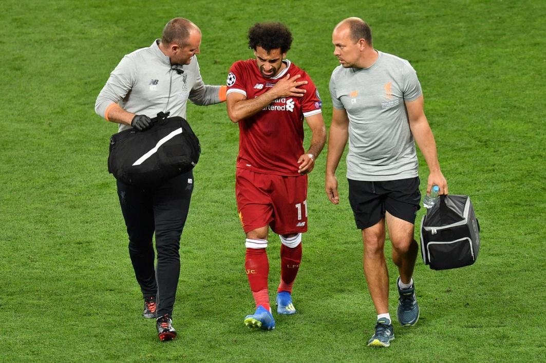 Blessure de Salah: la somme folle réclamée par un avocat égyptien à Sergio Ramos!