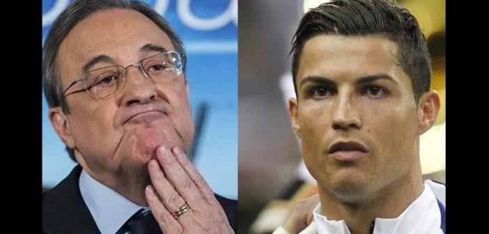 Réal Madrid: Ronaldo va-t-il quitter le club? Le président répond!
