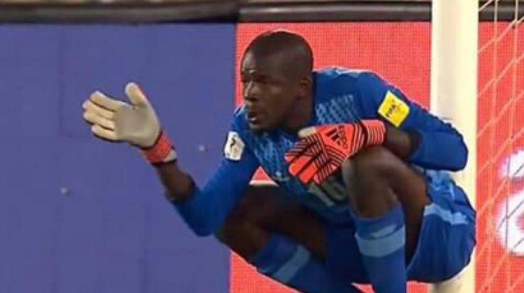 """Gardien de but des """"Lions"""": Khadim Ndiaye sera le N°1"""