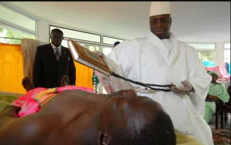 Gambie: Des malades du sida poursuivent l'ex-président Yahya Jammeh
