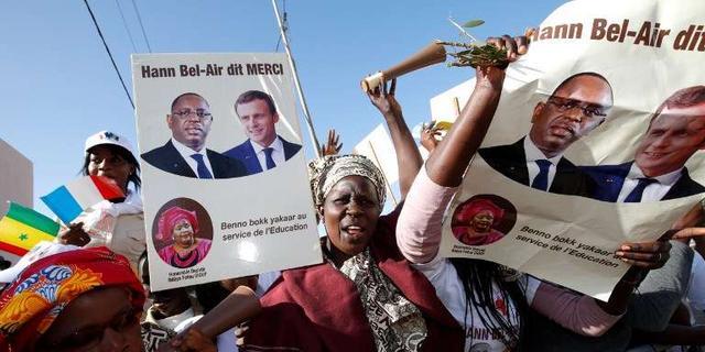 « Macky Sall verse dans la banalisation du crime contre l'humanité que fut la colonisation »